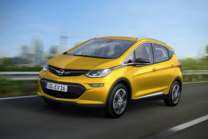 Opel Ampera e Copyright © GM Company