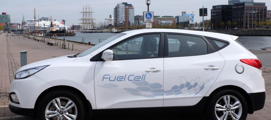 Hyundai ix 35 Fuel Cell - Modelljahr 2016