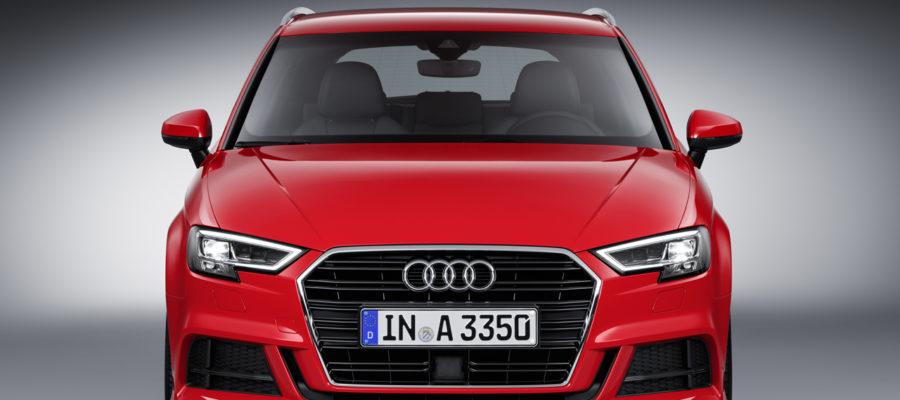 Audi A3 Tangored Copyright und Quelle Audi