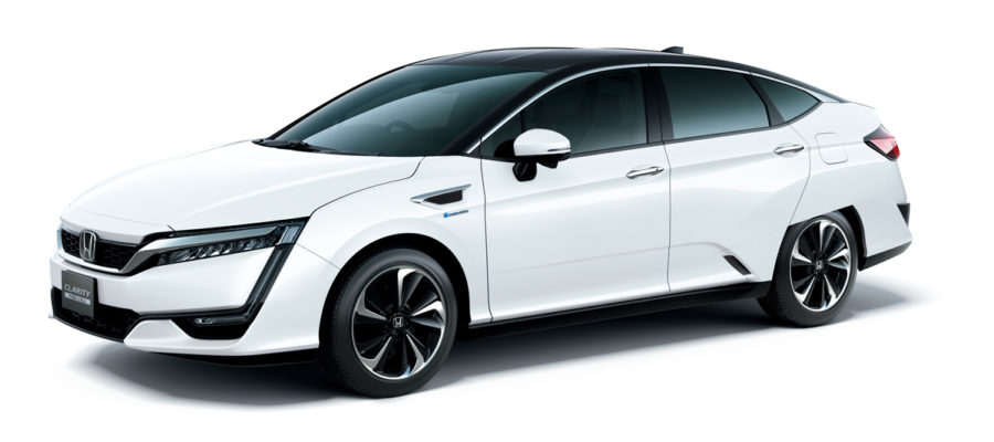 Honda Clarity Fuel Cell @ 2016 Honda Motor Europe Ltd