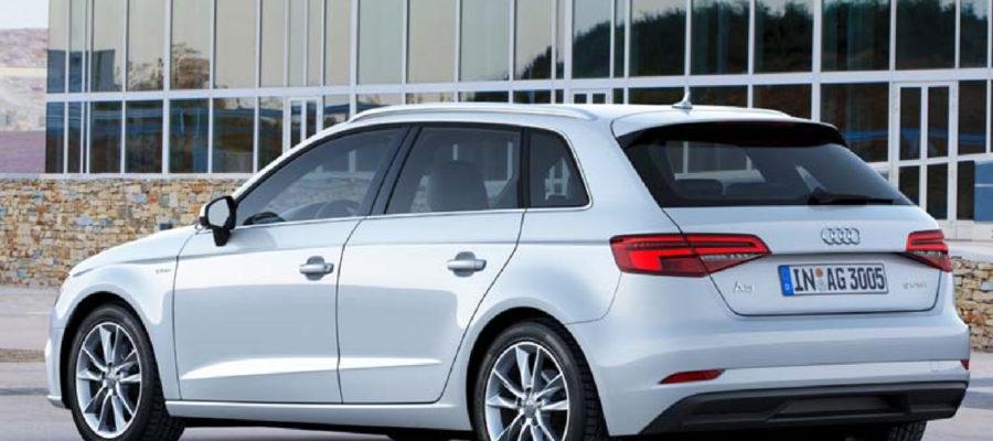 Ansicht A3 g-tron Quelle Audi AG