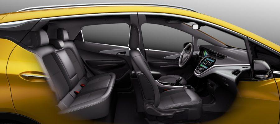 Opel Ampera-e Querschnitt Quelle Foto: Opel