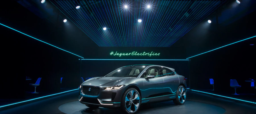 Jaguar I Pace Copyright Jaguar