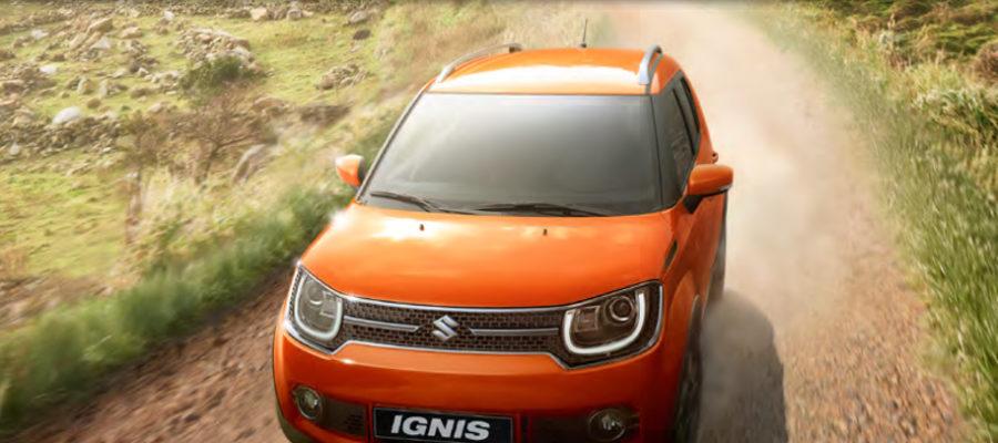 Suzuki Ignis - Bildquelle Suzuki