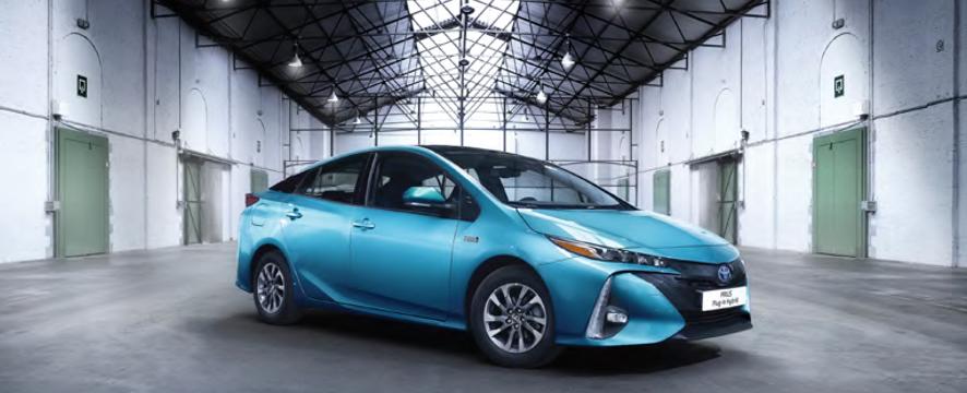 Toyota Prius - Bild-Quelle Toyoto