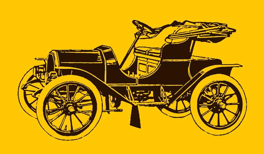 Geschichte des Automobils - ©Mayer - stock.adobe.com