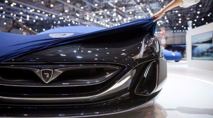Rimac Concept One - Copyright Rimac Automobili