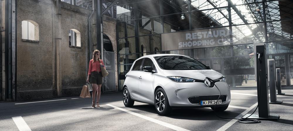 Renault ZOE - Copyright Renault