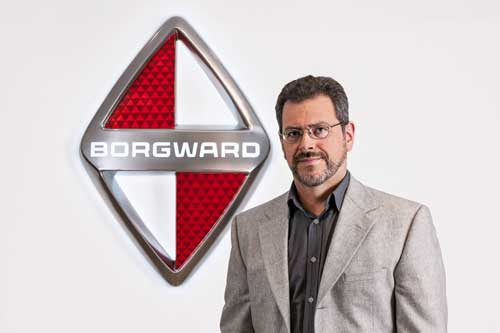 Dr. Tilo Schweers, Entwicklungsleiter Alternative Antriebe Borgward Group AG - Copyright Borgward Group AG