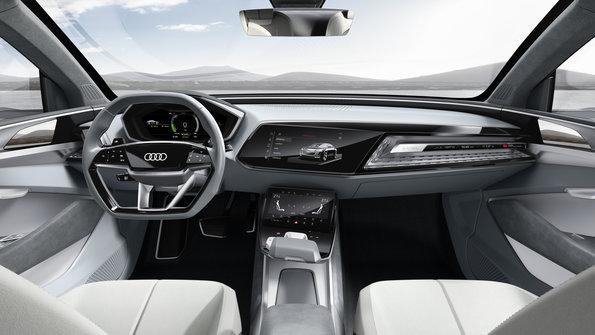 Audi e-tron Sportback - Copyright Audi