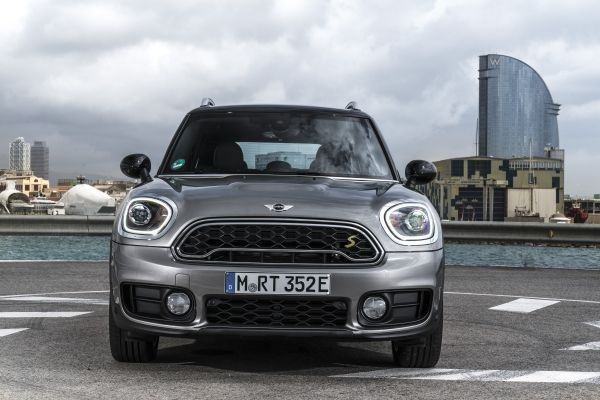 MINI Cooper S E Countryman ALL4. - Copyright BMW Group MINI