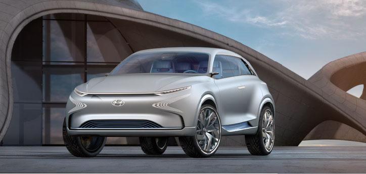 FE Fuel Cell Concept - Copyrght Hyundai