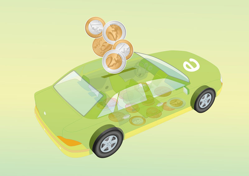 Energiesparer Wärmepumpe - Coypright AngelaStolle @ fotolia.com
