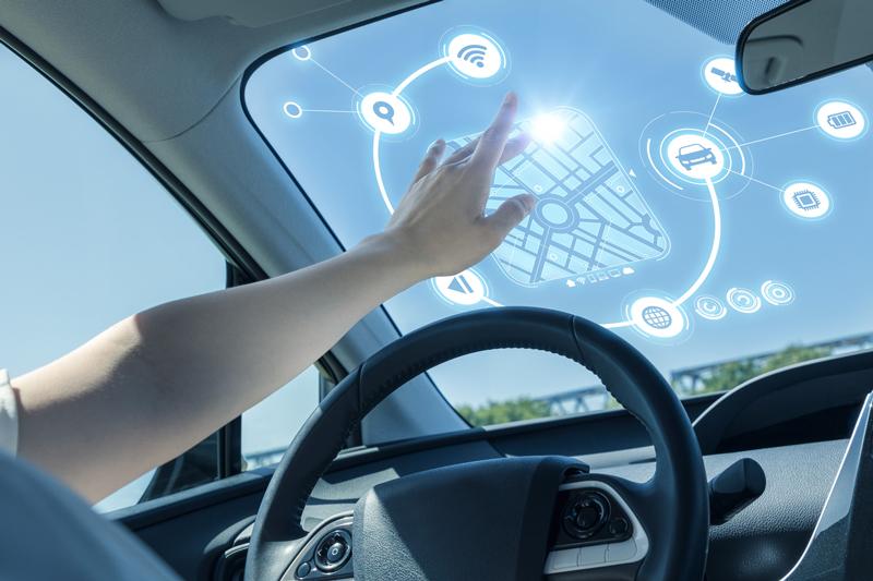 Navigation im Auto Symbolbild- Copyright chombosan @ fotolia.com