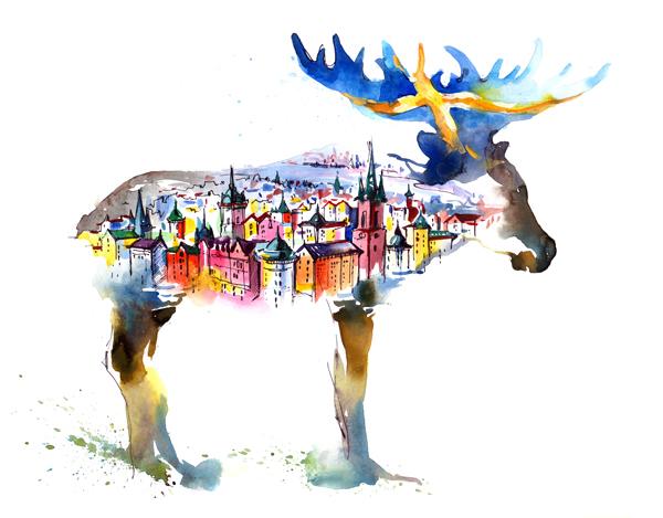 Schweden erleben - Bild okalinichenko @ fotolia.com