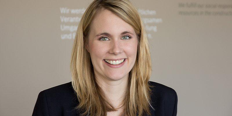 Inga Ehret, Pressesprecherin für Mobility Solutions bei der Robert Bosch GmbH - Copyright Bosch