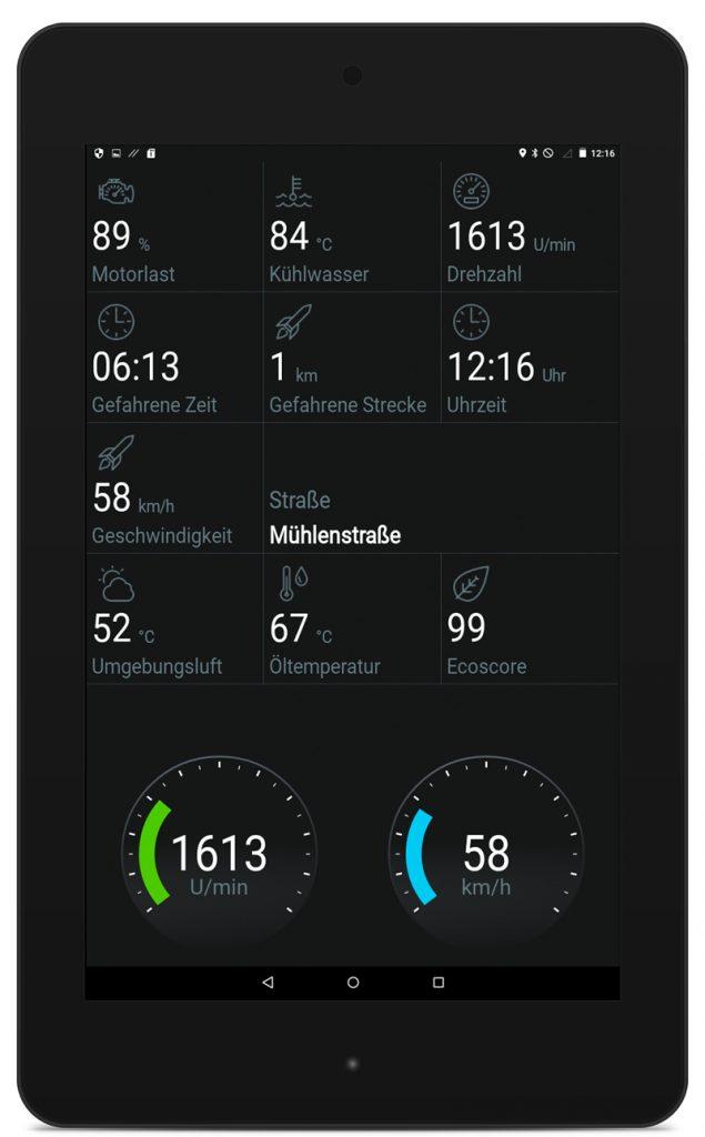 Pace Diagnose Tool - green car magazine
