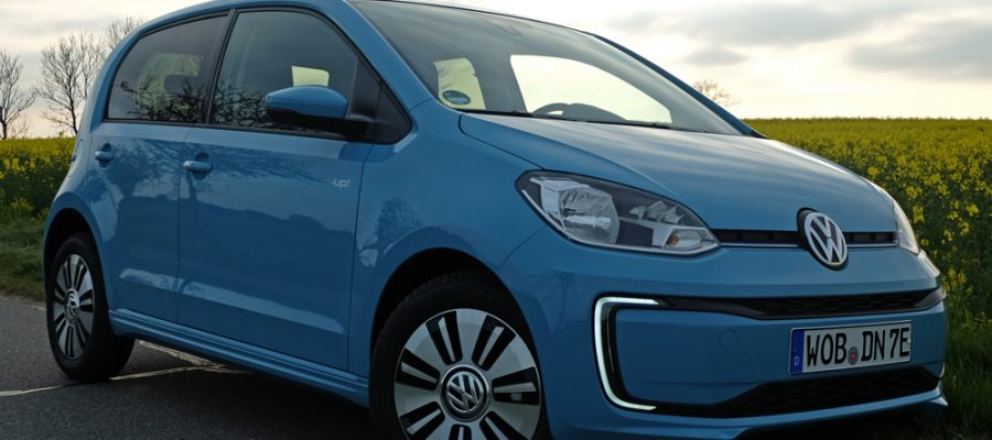 VW e-up! - green car magazine