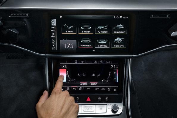 Der neu Audi A8 - Copyright Audi