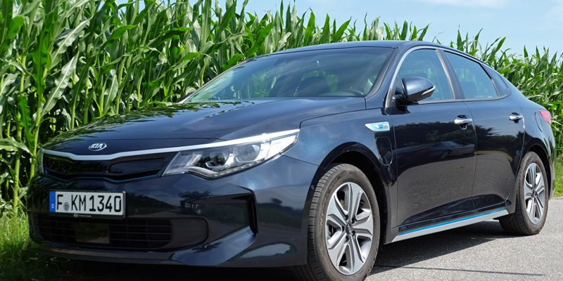 Kia Optima Plug-In-Hybrid
