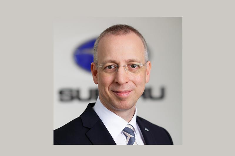 Geschäftsführer Christian Amenda, Subaru Deutschland GmbH