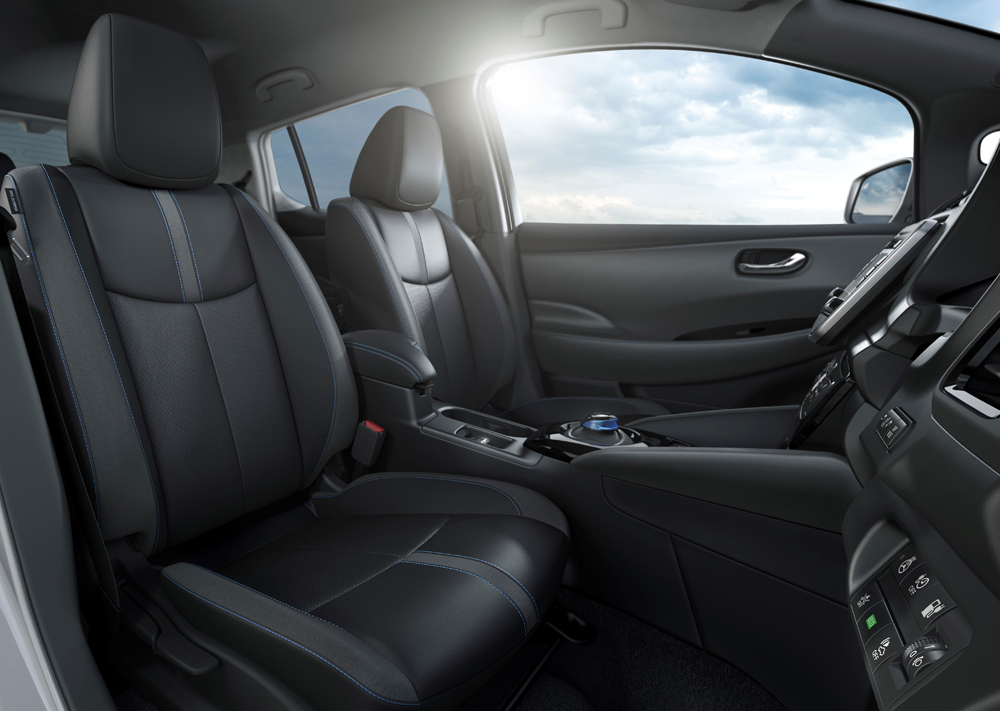 Nissan Leaf - Copyright Nissan