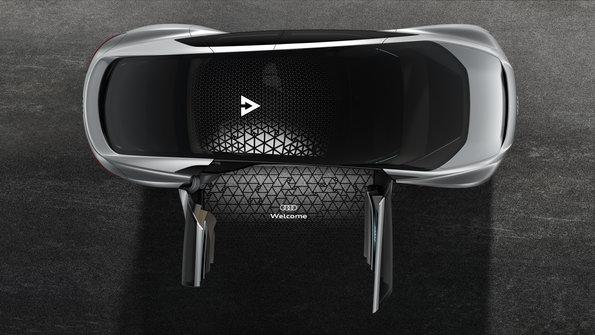 Audi Aicon - Copyright Audi