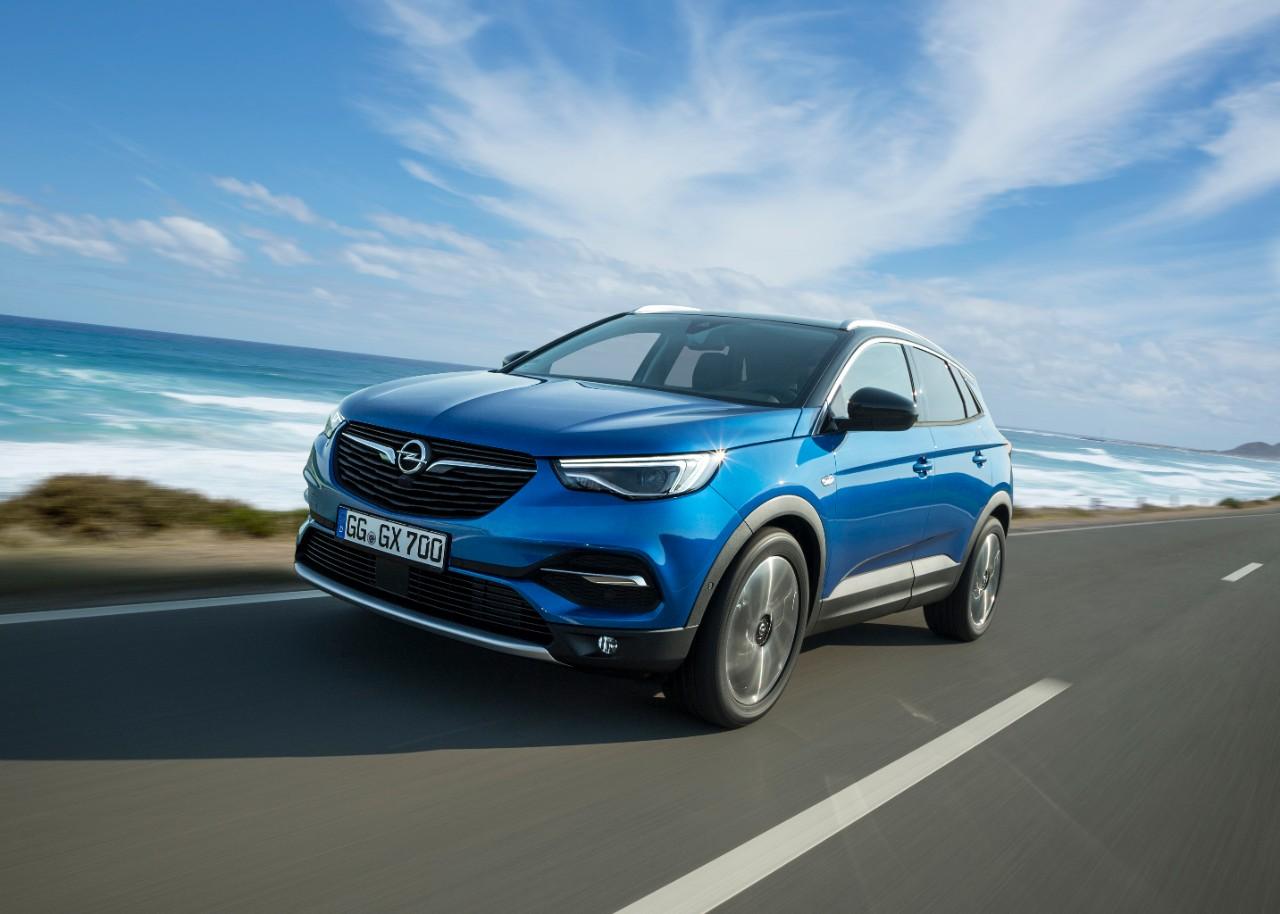 Opel-Grandland-X- Copyrght Opel
