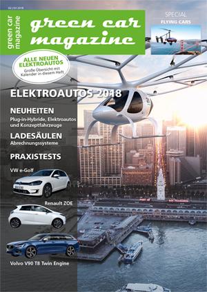 Digitale Ausgabe I / 2018 - Special Flying Cars