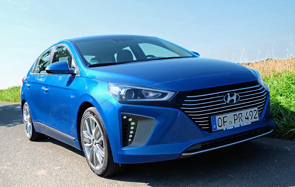 Praxistest Hyundai Ioniq Plug-in-Hybrid