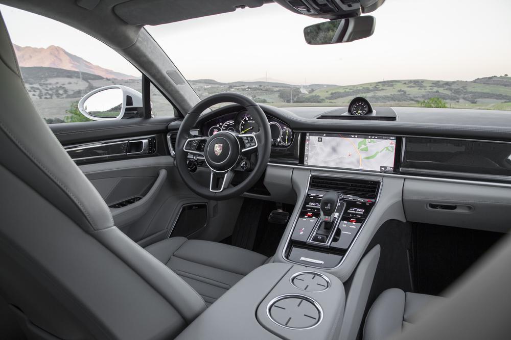 Porsche Panamera Turbo S E-Hybrid Sport Turismo - Copyright Porsche