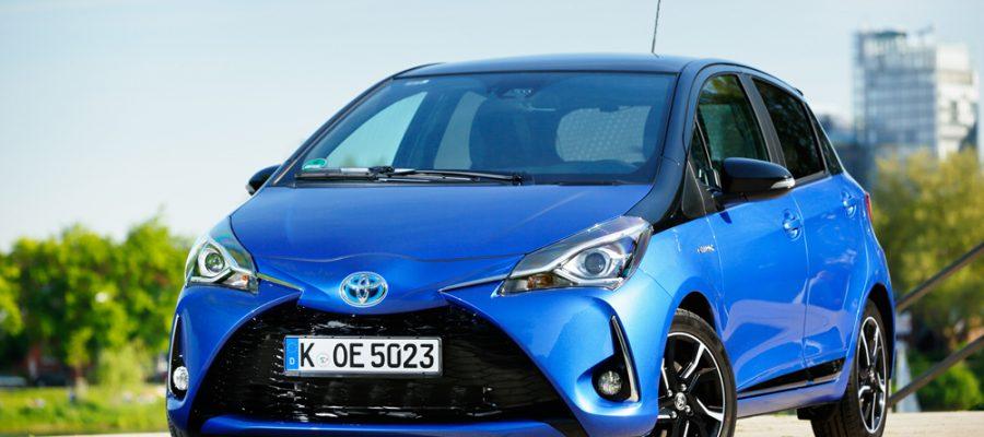 Toyota Yaris - Copyrght Toyota
