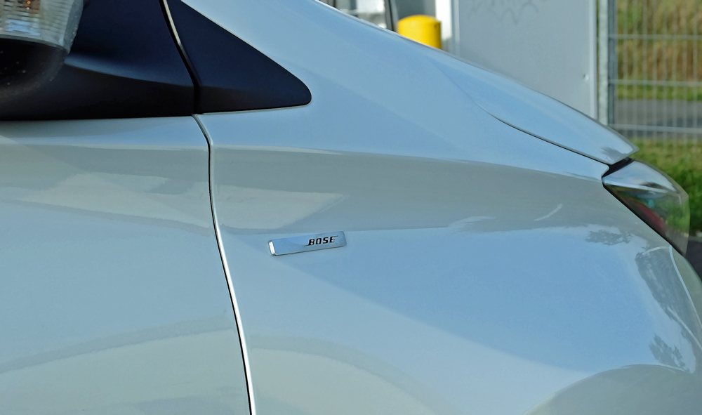 'Renault ZOE Bose Edition
