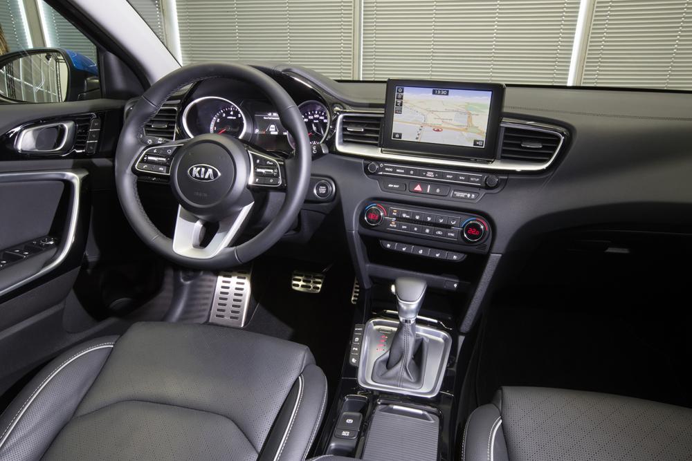 Kia Ceed Modelljahr 2019 - Copyright Kia