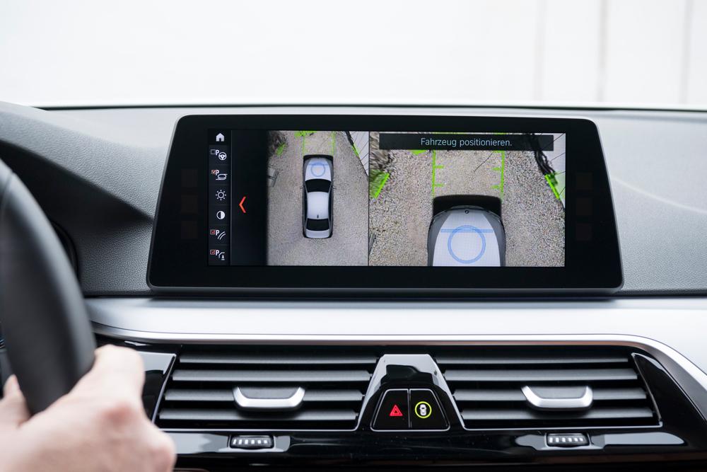 Marktstart für Wireless Charging im 530e iPerformance - Copyright BMW