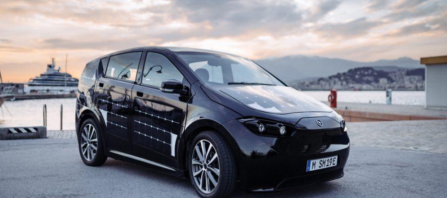 Solarfahrzeug Sion - Copyright Sono Motors