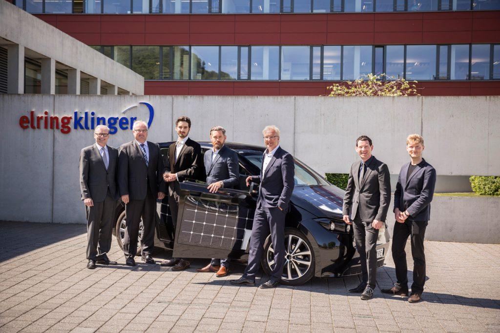 Kooperation ElringKlinger und Sono Motors / Copyright ElringKlinger/SonoMotors