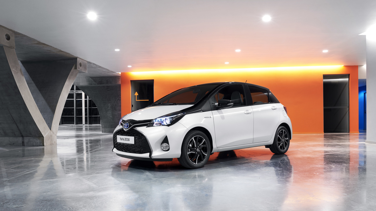 Toyota Yaris - Copyright Toyota
