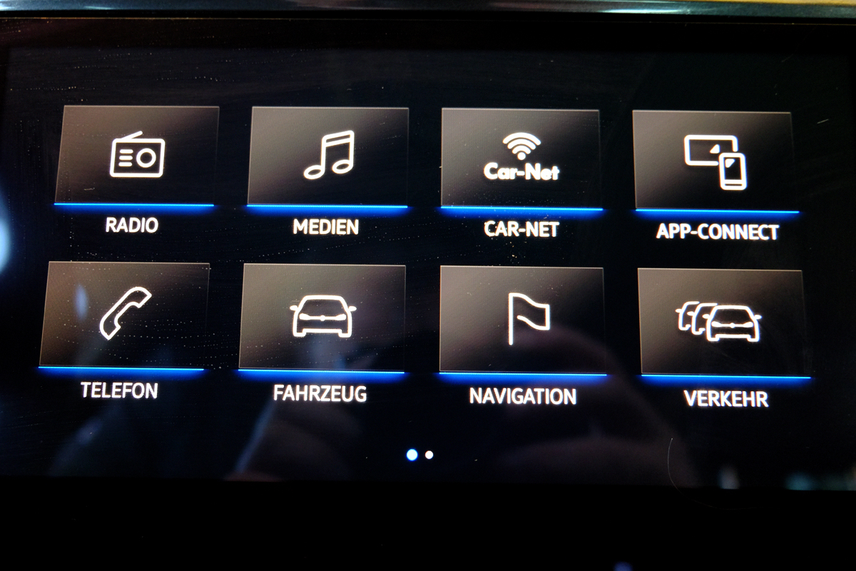 Car-Net von Volkswagen