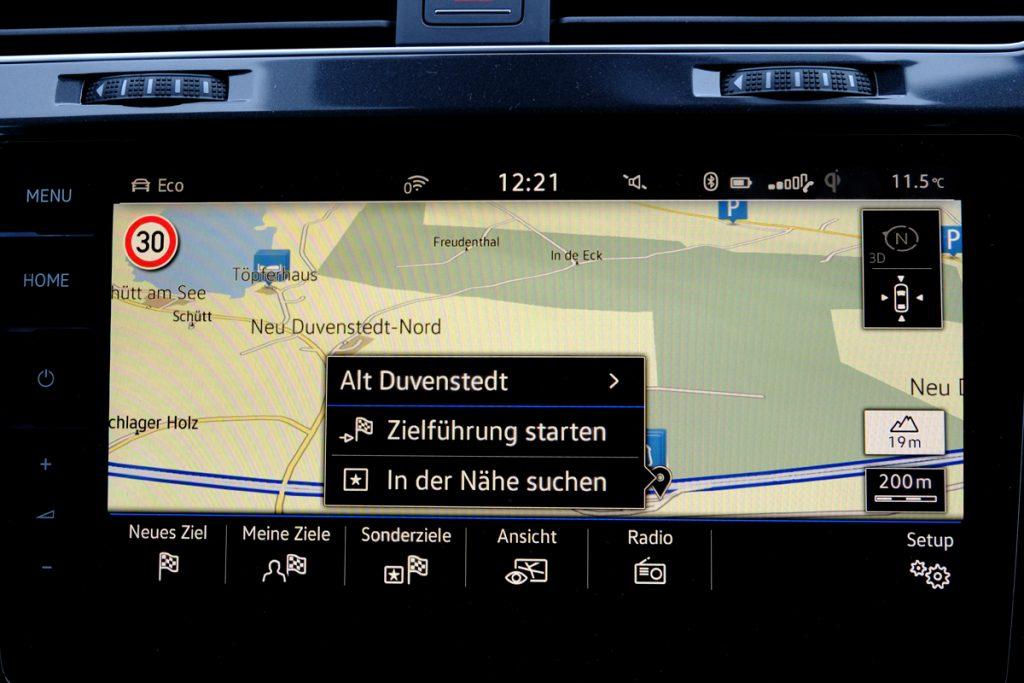 Car-Net System von Volkswagen