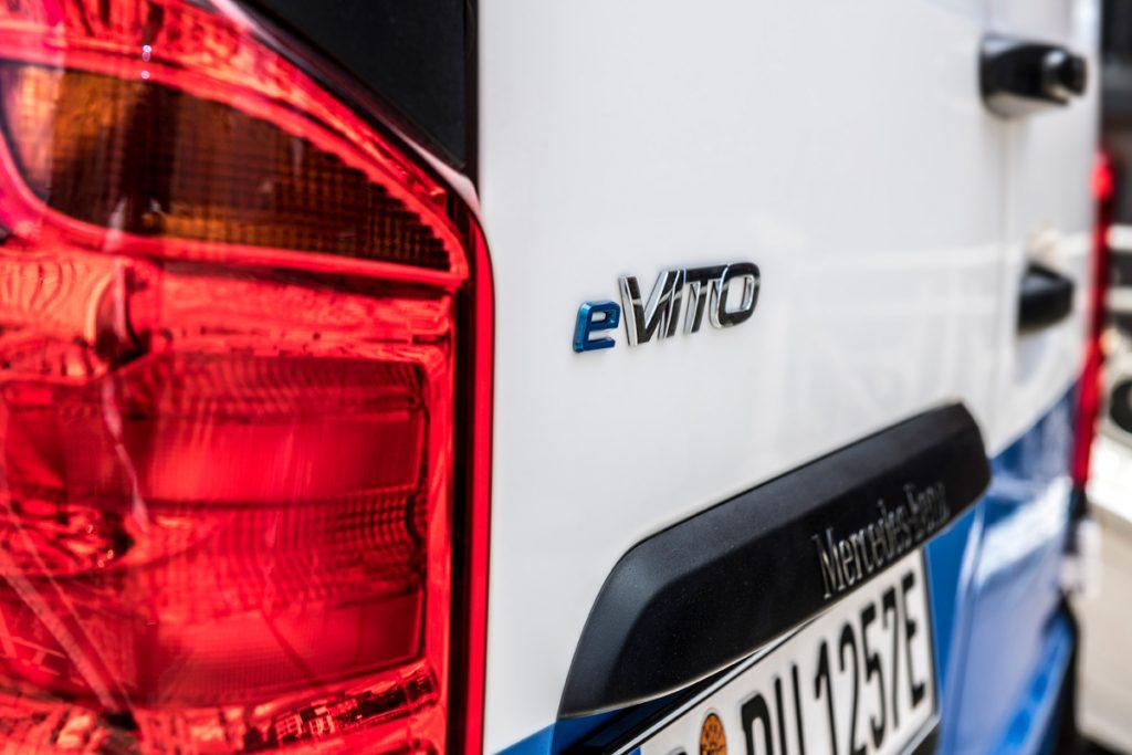 evito -Copyright Daimler / Mercedes Benz