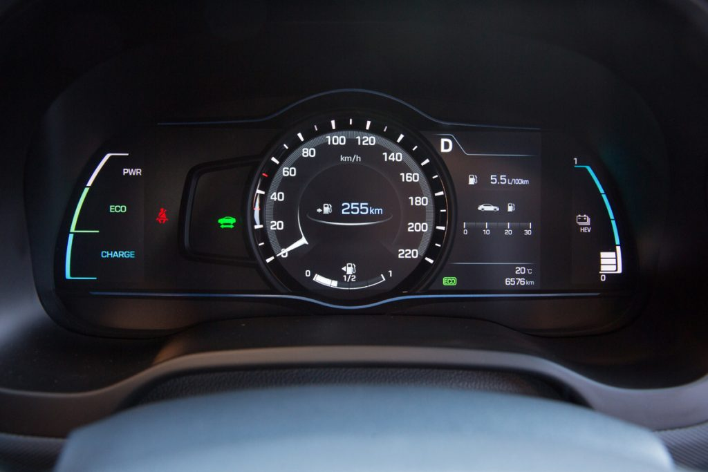 Hyundai Ioniq - Copyright Foto Hyundai