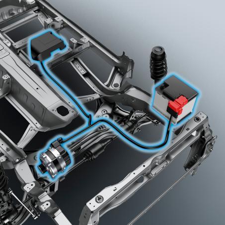 Suzuki Ignis Mildhybrid- Copyright Suzuki