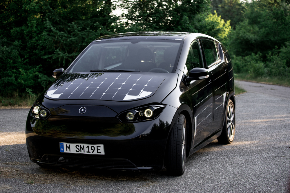 Sion von Sono Motors - Copyright Sono Motors