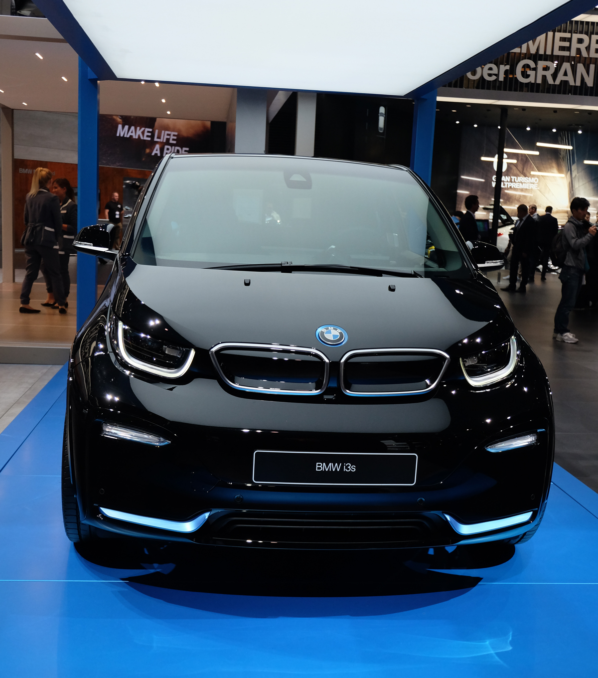 BMW i3 - Copyright green car magazine