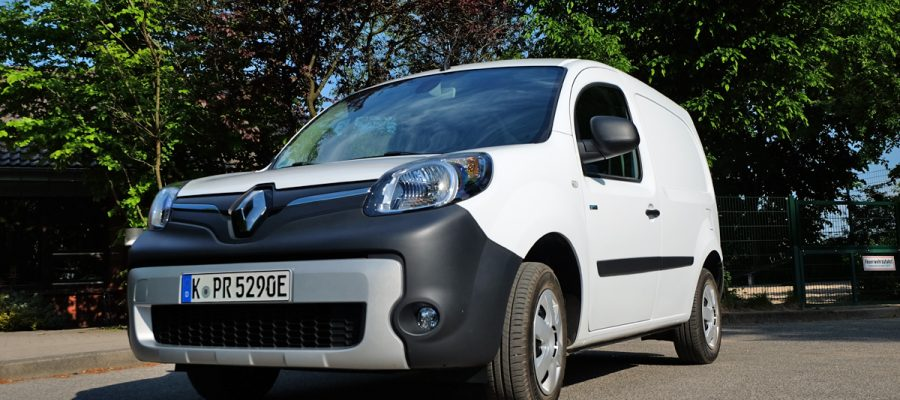 Renault Kangoo Z.E. Modelljahr 2019