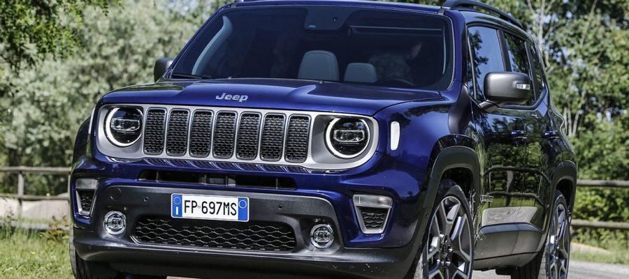 Jeep Renegade Modelljahr 2019 - Copyright Jeep / FCA