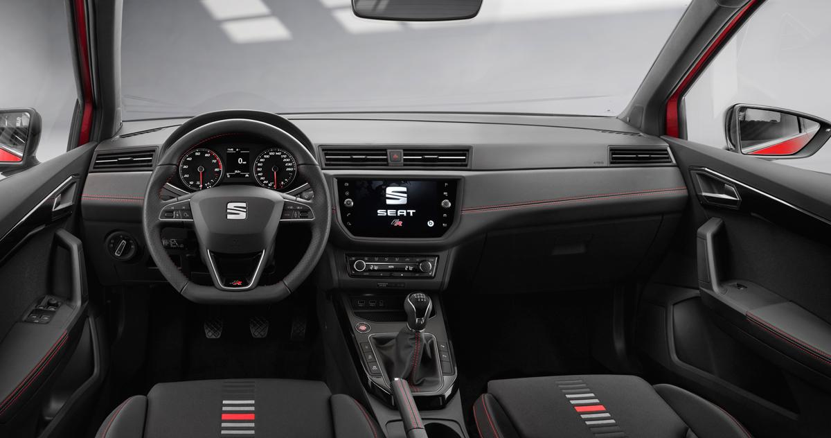 Seat Arona Modelljahr 2019 mit Erdgasantrieb - green car magazine ...