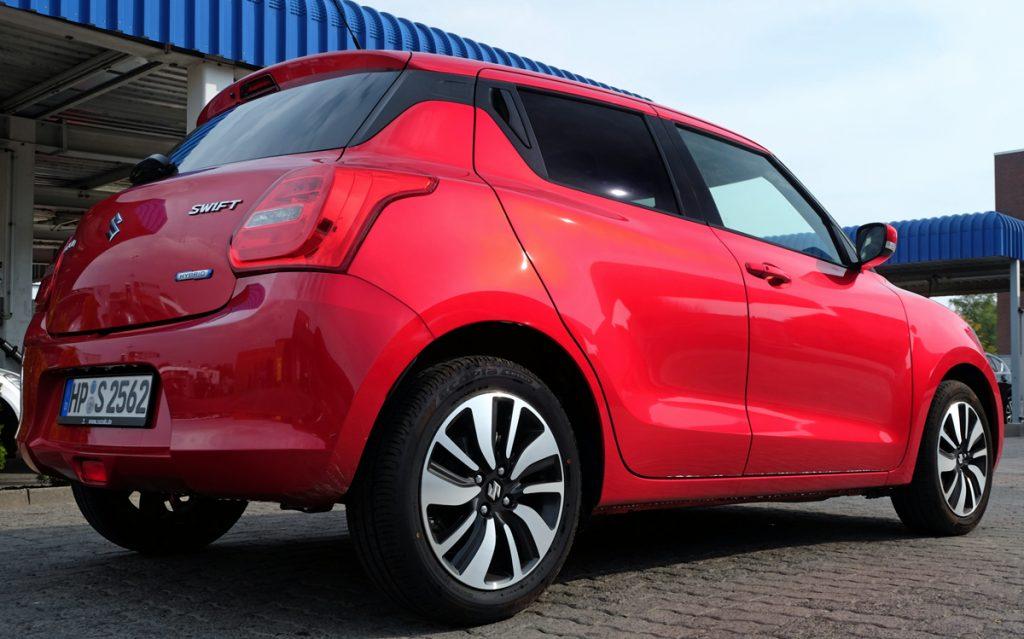 Suzuki Swift Mild Hybrid
