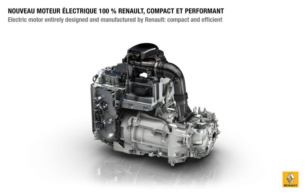 Renault Elektromotor - Copyright Renault